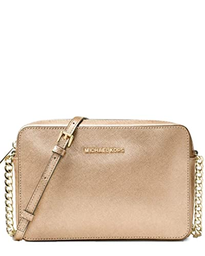 90ecbbfbb4975 Michael Michael Kors Jet Set Travel Large East West Crossbody: Handbags:  Amazon.com
