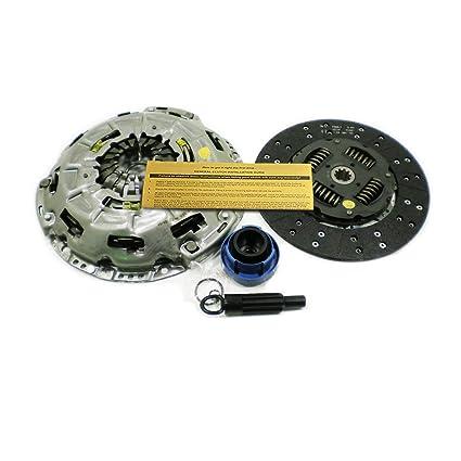 Amazon.com: LUK CLUTCH KIT 97-08 FORD F-150 F-250 PICKUP 4.2L V6 / 4.6L V8: Automotive