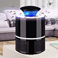 HeavenFort Electronic Mosquito and Insect Killer Night Lamp (Multicolour)