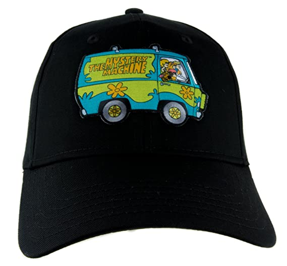 c8def05a2 Amazon.com: Scooby-Doo Mystery Machine Hat Baseball Cap Hanna ...