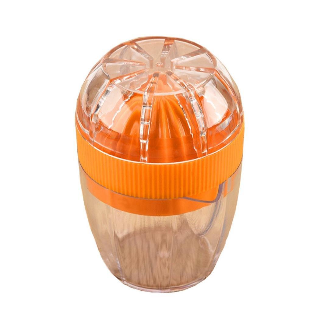 Compia Juicer ⭐Humanize Design Mini Hand Press Grind Manual Fruit Juicer Household Squeezer Orange Lemon Mangoes Juicer Howyi Store