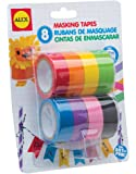ALEX Toys Artist Studio 8 Masking Tapes