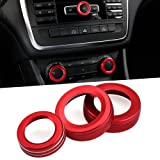 etopmia Car Styling Air Conditioning Volume Knob