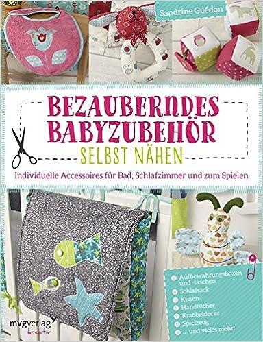 Bezauberndes Babyzubehör Selbst Nähen Individuelle Accessoires Für