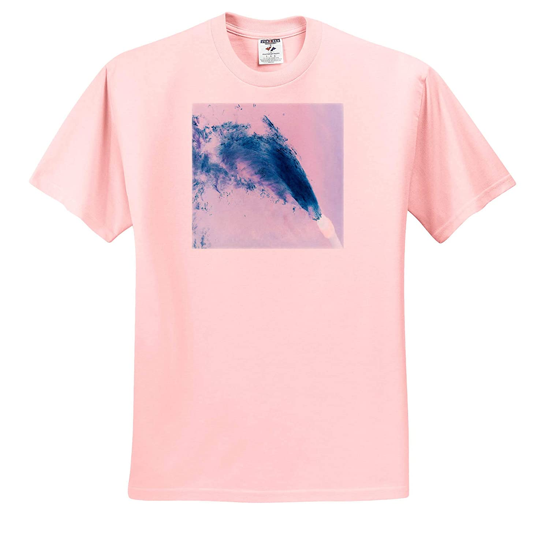 T-Shirts 3dRose Lens Art by Florene Water Art Image of Negative Water Filling Florida Pool