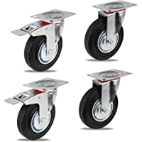 Miafamily ruedas de transporte carga pesada ruedas, ruedas