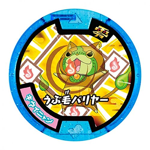 Gashapon Yokai Watch Yokai medal U vol.4 Kiwi-nyan normal (type:DX Yokai Watch U prototype / Yokai pad S Japanese version only) only)