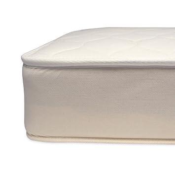 Amazon.com: Naturepedic orgánico 2-en-1 Ultra colchón ...
