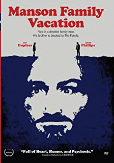 Manson Family Vacation DVD