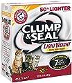 Arm & Hammer Clump & Seal Litter, Mulit-Cat
