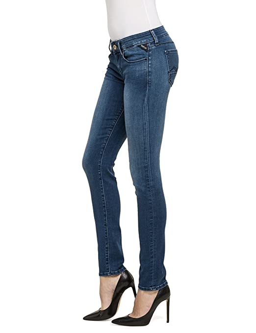 Womens WX613.000.41A 605 Jeans Replay