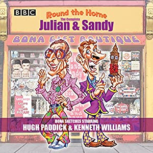 Round the Horne: The Complete Julian & Sandy Radio/TV Program
