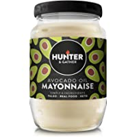 Hunter & Gather Paleo Mayonesa de Aguacate sin