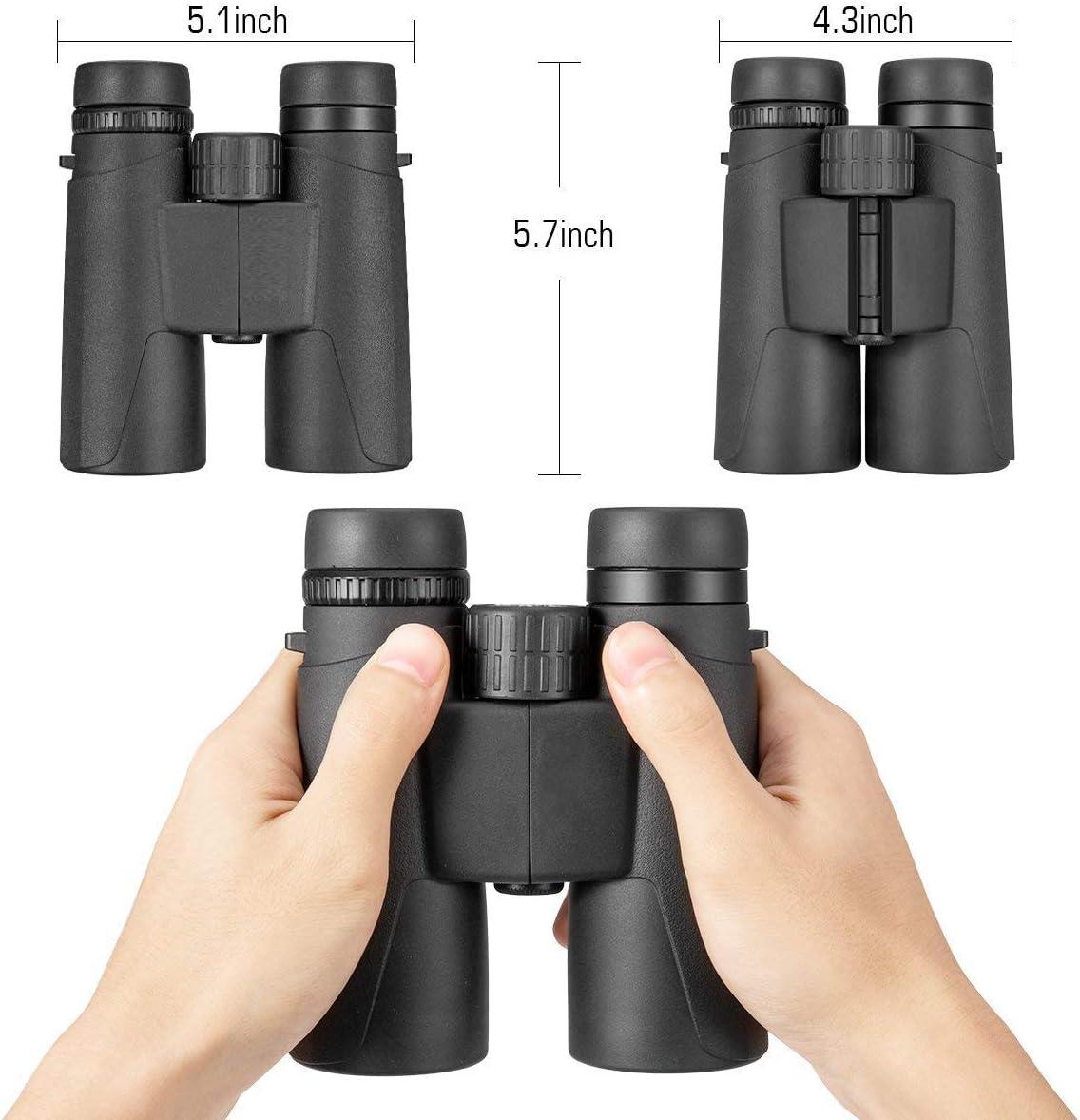 10×42 Binoculars Binocular