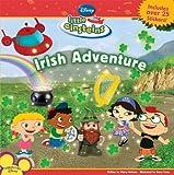 Irish Adventure, Disney Book Group Staff, 1423116836