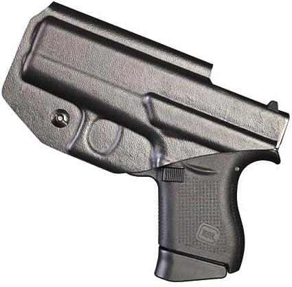 holster for glock 43x43 iwb kydex