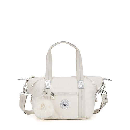 e3c9c87ef9 Kipling Art Mini - Borse a secchiello Donna, Bianco (Dazz White ...