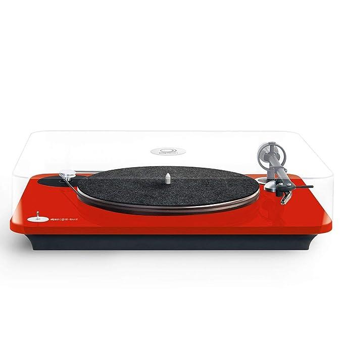 Elipson Omega 100 RIAA BT - Tocadiscos (Tocadiscos de ...
