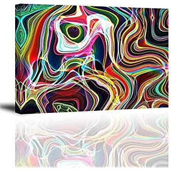 amazoncom art wall lynn00136x36w linzi lynn