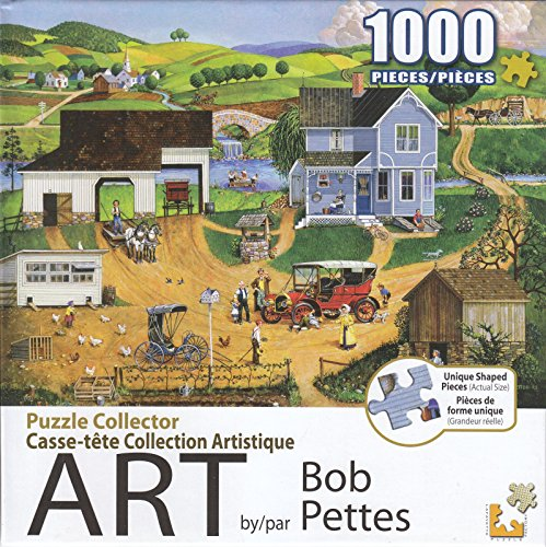 1000 Piece Puzzle - Stay For Dinner ()