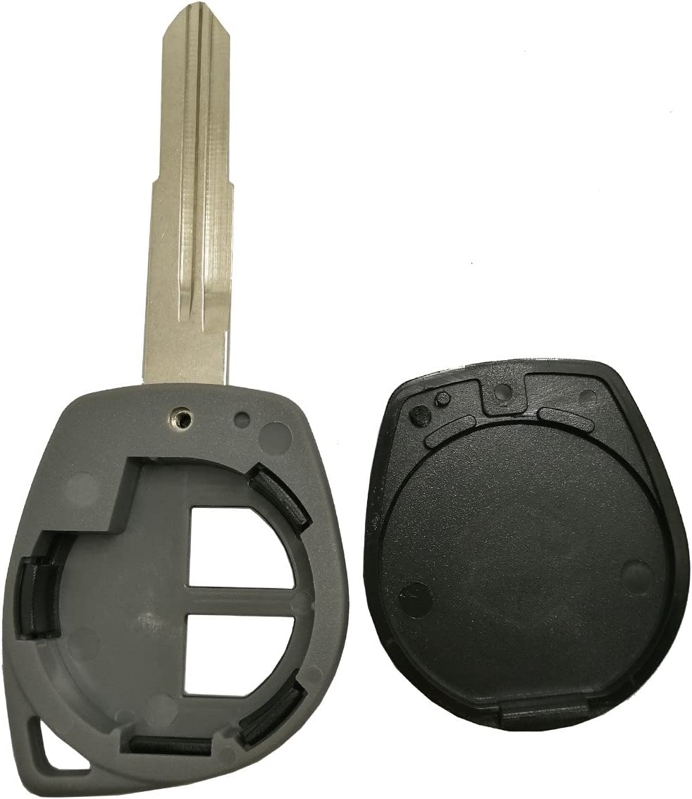 Remote Key Keyless Fob Replacement Case Rubber Button Pad Shell Truck Repair
