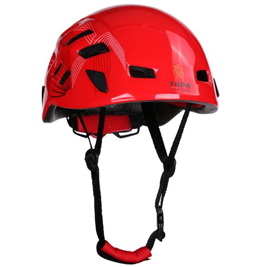 Outdoor Mountaineering Helmet Safety Rock Climbing Kayaking Rappelling Rescue Protect Gear - 5 Colors 2M Generic VBPAZKSFAZA668