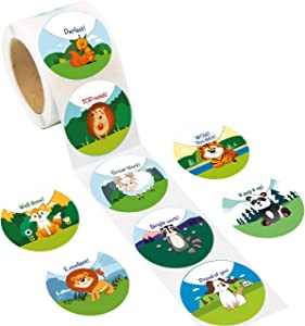 Win A Free Reward Stickers Roll for Kids and Toddlers | Motivational...