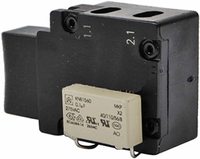 F016103607 BOSCH ROTAK 32 36 37 40 400 47 Genuine Lawnmower On Off Switch Button