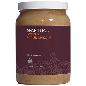 Amazon.com : SpaRitual Affirming Scrub Masque Instinctual 59 oz. : Beauty