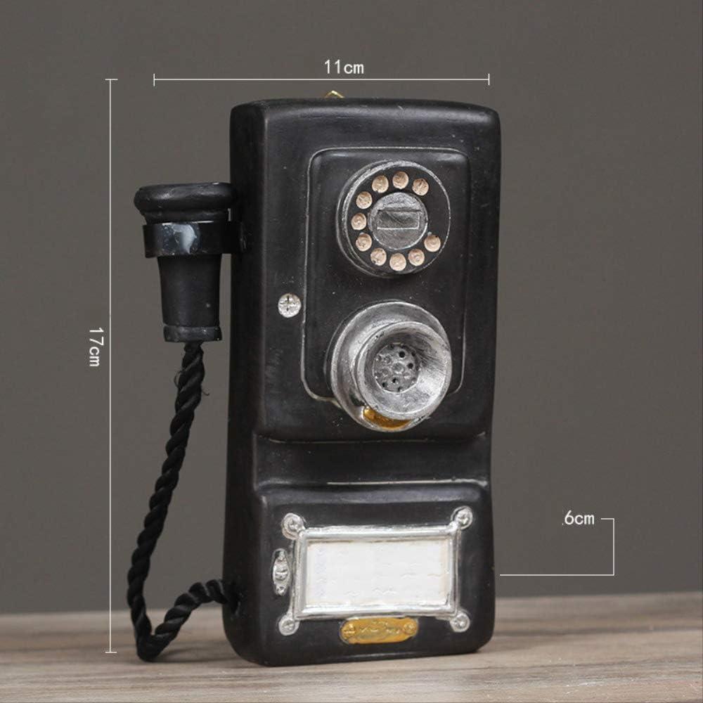 WGLG Wand-Telefon im Stil von Hausdekorationen Telefonmodell Handwerk Retro-Stil