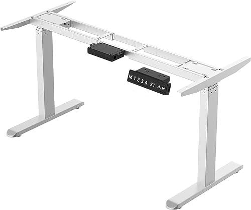 FARRAY Electric Adjustable Standing Desk Frame