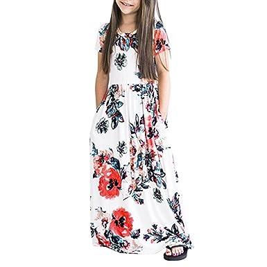 41bb7bb184da7 DAY8 Robe Fille Cérémonie Princesse Fleur Costume Vetements Bébé Fille Pas  Cher Robe Fille 2-