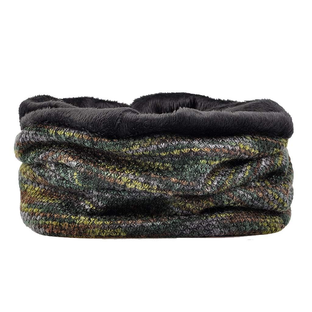 TMY collo-ghetta Foulard esterno spesso caldo Foulard autunnale e invernale Maschera multifunzionale
