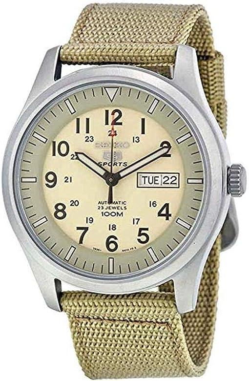 5 Sport Automatic Mens Watch SNZG07