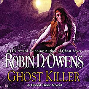 Ghost Killer Audiobook