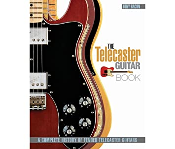 Fender Telecaster guitarra libro, Bacon