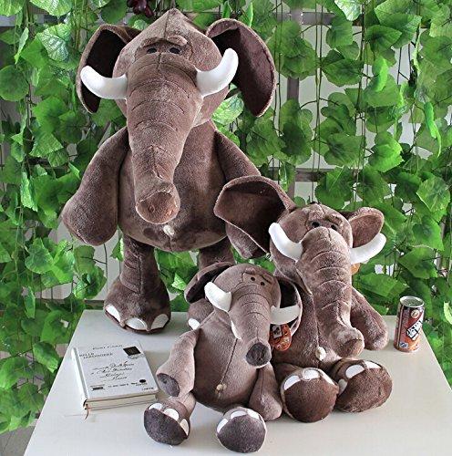 40CM long nose elephant plush doll toy doll baby elephant dolls doll pillow dolls gums