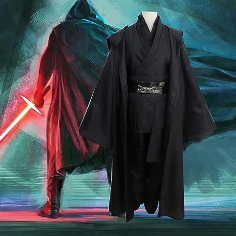 BLOIBFS Traje De Caballero Jedi De Star Wars, Superhéroe De ...
