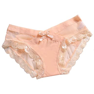 a4562f9112f friendGG Women Cute Letter Panties Thongs Underwear Seamless Briefs  Lingerie Girl Ladies Sexy Lace Underpant Soft Briefs Hipsters Stretch Panties  Knickers ...