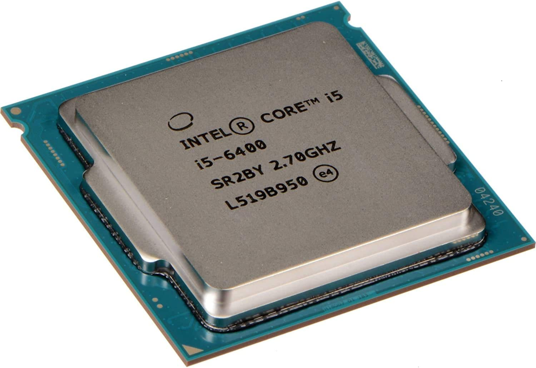 Intel Core i5-6400 2.7Ghz Quad Core Socker 1151 Skylake CPU OEM Bulk Pack Renewed
