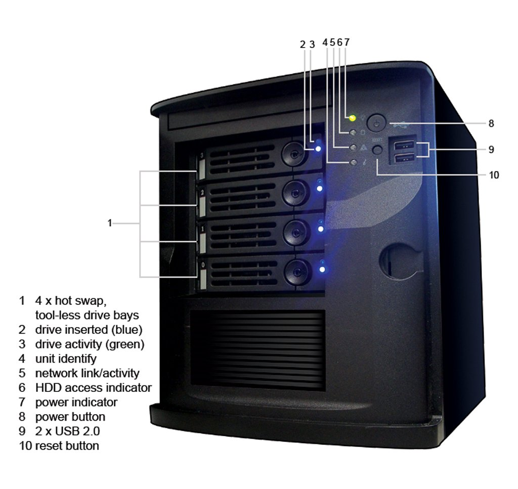 FreeNAS Mini - Network Attached Storage (12TB) by IXSYSTEMS, INC (Image #7)