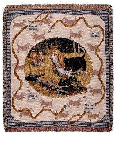Basset Hound Tapestry - 7