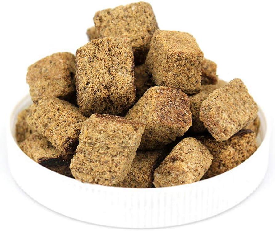 Sequoia 5 OZ Freeze Dried Brine Shrimp Cubes - Aquatic Foods Freeze Dried Tropical Fish Foods