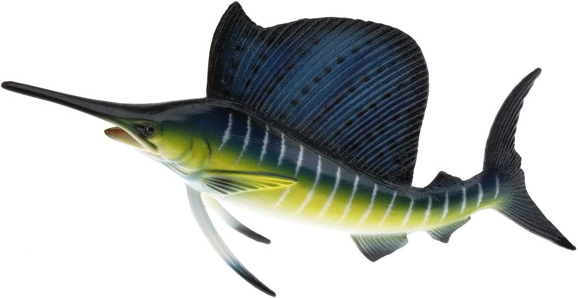 BEHR Fishing EVA Foam Predator Sail Pose unbreakable and extremely stable