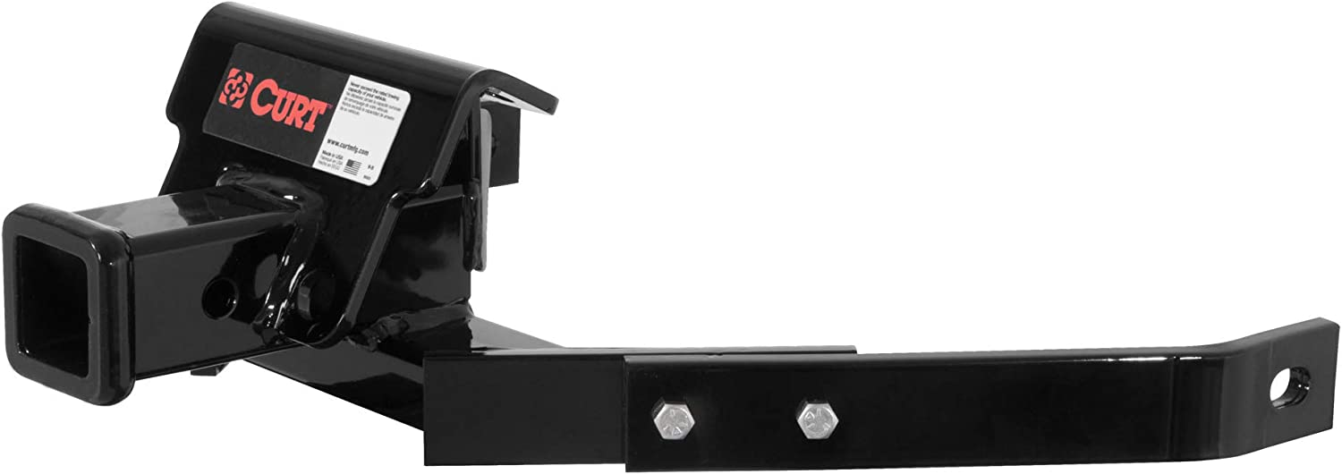 Black Select Land Rover Discovery 2-Inch Receiver CURT 13455 Class 3 Trailer Hitch