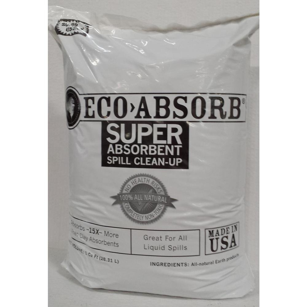 Eco-Absorb 1 cu. ft. Standard Formula Bag