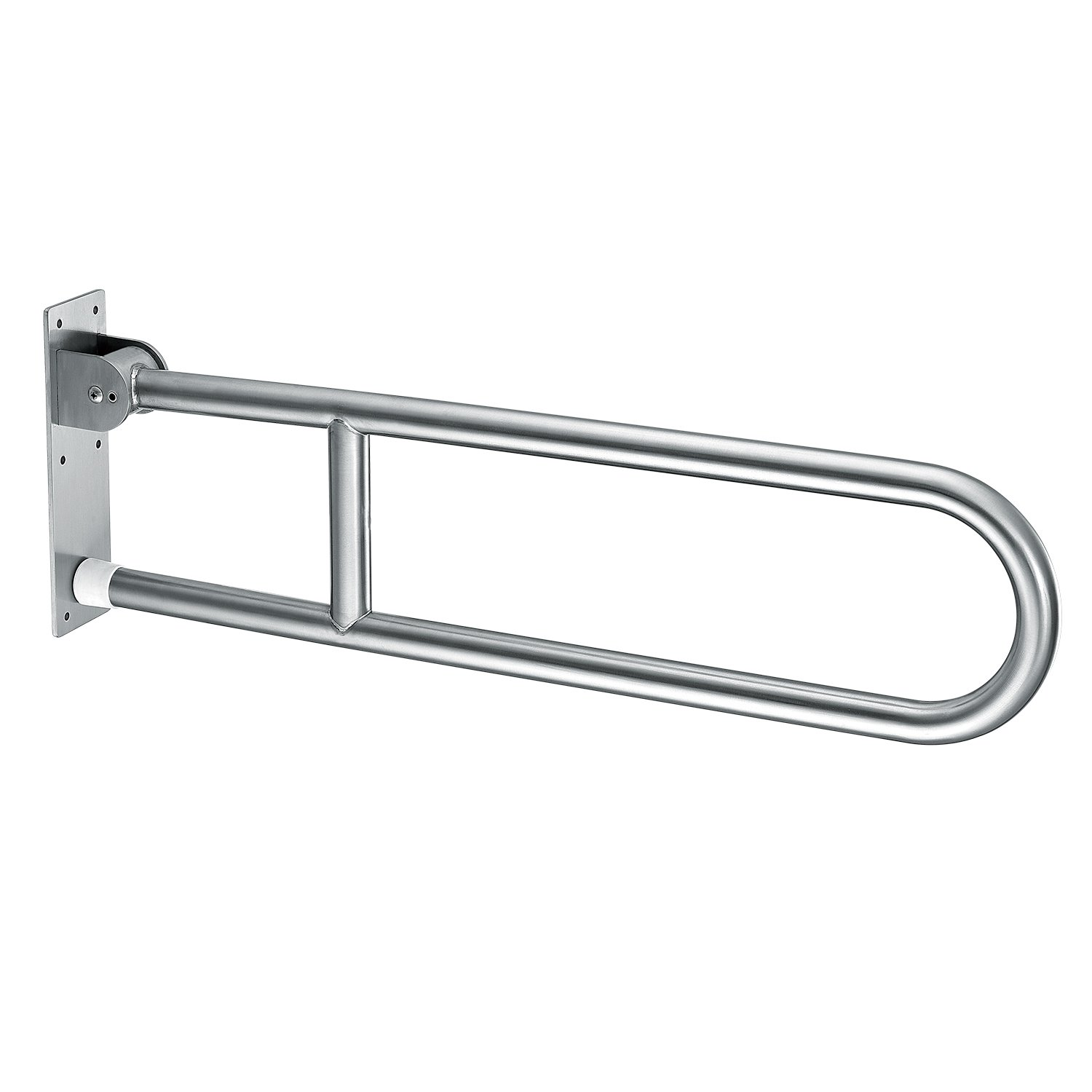 Dreamsbaku Toilet Grab Bar safety Rail Flip-up Bathroon safety handrail support Stainless Steel 30 inch