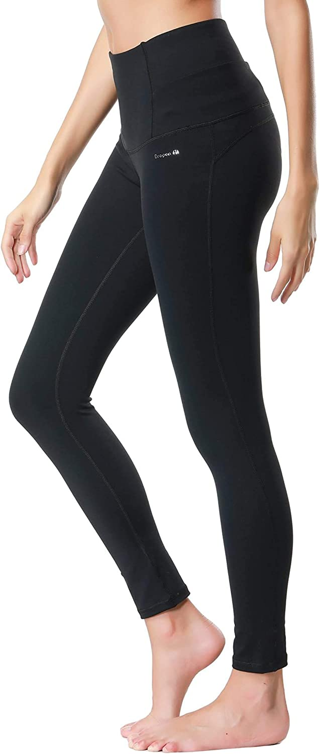 Amazon.com: Dragon Fit Compression Yoga Pants Power Stretch Workout Leggings with High Waist Tummy Control: Clothing