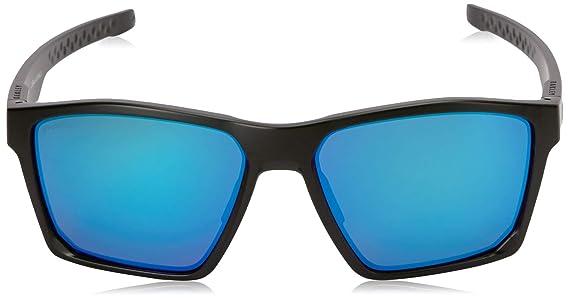 cc5d83082a Oakley OO9397 09 Matte Black Targetline Square Sunglasses Lens Category 3  Lens  Amazon.co.uk  Clothing