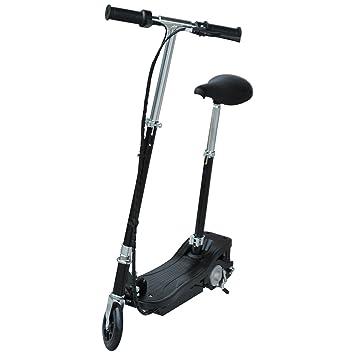 Homcom - Patinete scooter eléctrico para niños con asiento ...